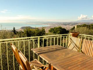 Le 85 Nice Vinaigrier - NICE magnificent view on Baie des Anges, Villefranche-sur-Mer