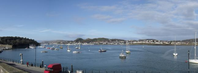 Nearby - the Harbour at Conwy
