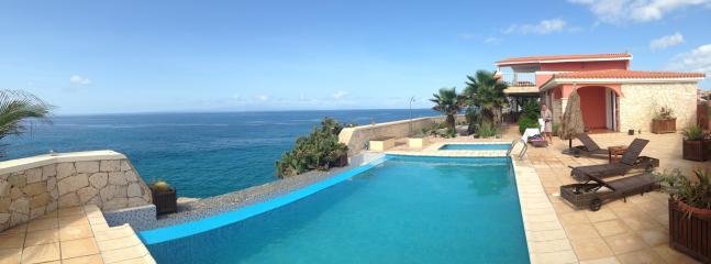 La piscine vue panorama