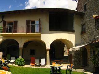 Casa Sole in castello di zorzino, lago d'iseo