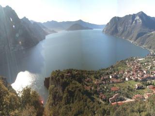 Casa Sole in castello di zorzino, lago d'iseo, Riva di Solto
