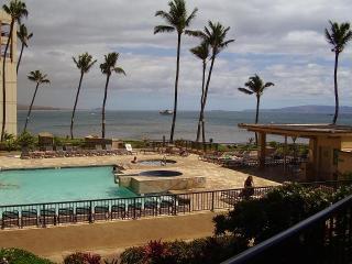 Sugar Beach Resort 1 Bedroom Ocean View 207, Kihei