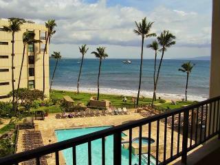 Sugar Beach Resort 1 Bedroom Ocean View 405, Kihei