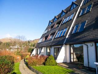 19 THE LAKELANDS, apartment with fell views, on-site swimming pool, close to sho