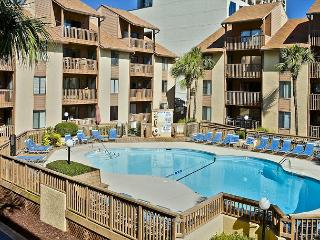 Large 2 Bedroom 2 Bath Pool and Courtyard View Condo - At The Anchorage I
