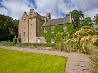 Balbegno Castle, Laurencekirk