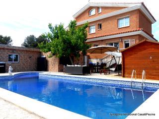 Villa Vicky de lujo en Roda de Bara, Roda de Barà