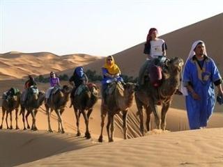 Trip  Desert Morocco, Merzouga