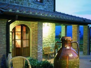 stunning villa near Arezzo