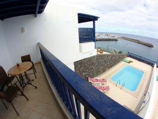 Villa Atlantico Private pool and sea Views, Yaiza