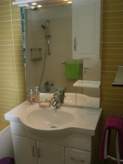 salle de bain bien amenager