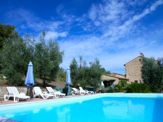 Girasole: An Old Mill pool activities wi-fi view, Radicondoli
