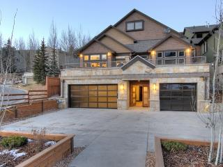 Deer Valley Luxury Town Home  A, Park City