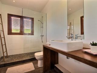 Salle de bain privative dans la suite à l'étage