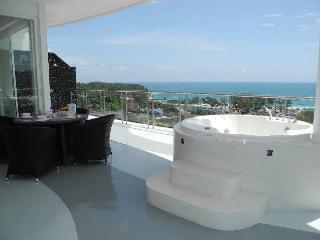 Appartement Penthouse Terrasse Pleine Vue Mer Kata Karon, Sao Hai