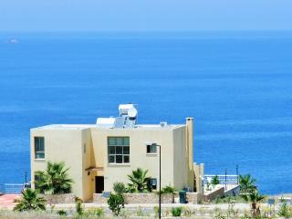 SUNSET VILLA  a private Villa with secluded pool, Outstanding Sea views & WiFi
