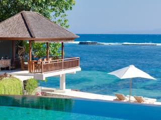 Tirta Nila, the luxury beach house. One of the best in Bali w. personal service.