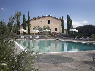 Villa Le Stagioni, Montaione