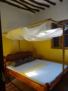 For your long and short stay , please stay in Luis Holiday House Jambiani Zanzibar