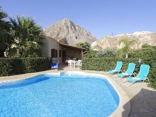 VILLA ELISA with pool (APRIL OFFER), Custonaci