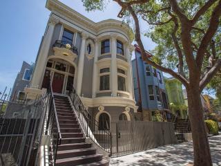 Restored French Renaissance - Mission District, San Francisco