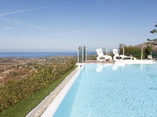 Villa del Poggio with pool, Castellammare del Golfo