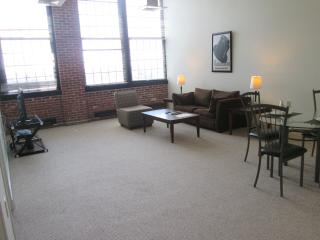 Lux Providence Loft Style 2BR, WiFi
