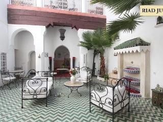 Private Riad in Marrakech old Medina