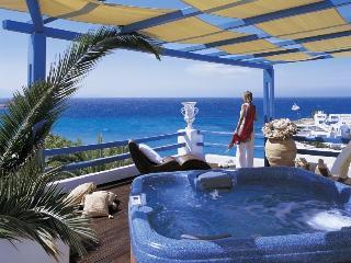 Mykonos Seaview Deluxe Suite Outdoor Jac - 1094, Ornos
