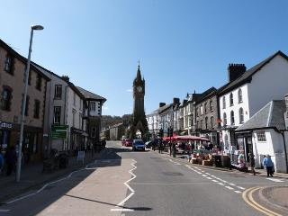 5 Star nr Aberystwyth Llety'r Buarth - 34975