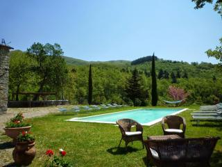 Villa in Capolona, Casentino, Tuscany, Italy, Subbiano