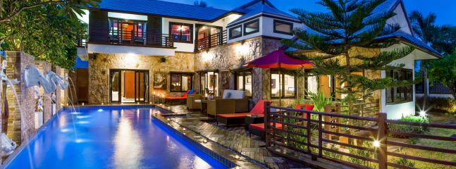 Paradise Samui Luxury Villa with private swimming pool