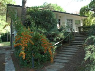 Villa Giove, Lignano Pineta