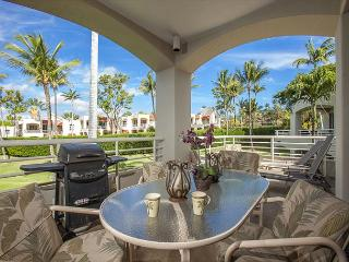 Palms at Wailea 702 Upstairs Garden View 1B/2B Sleeps 4.