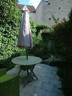 Gîte jardin - jardin