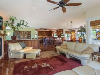Sleek Stylish Kauai Dream House - Walk To Beach, Shopping and Fine Dining, Princeville