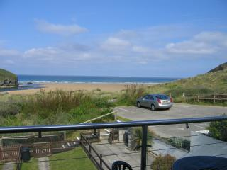 Chi An Mor- With fabulous views of Mawgan Porth