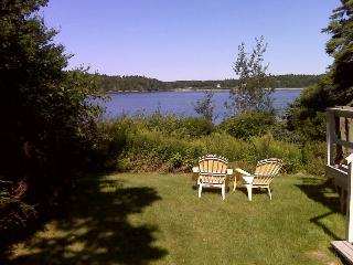Private Beach Front Cottage on Indian Point in Georgetown, Maine
