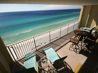 Beach front condo with amazing views!! 2/2 at Ocea, Panama City Beach