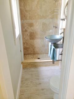 Beautiful updated bathroom