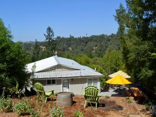 Beautiful mountain top wine retreat in Healdsburg!