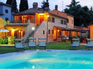 Villa in Arezzo, Tuscany, Italy, Quarata