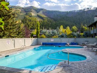 Year-round shared pool, hot tub, and sauna make this a standout property!, Ketchum