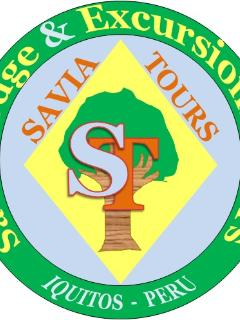 logo savia lodge