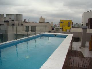 2 ambientes en Palermo, Buenos Aires con Pileta