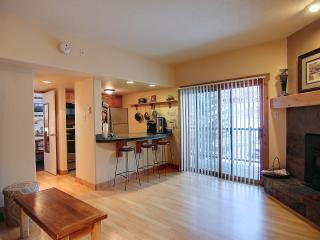 1 Br / 1 Ba Condo. Walk To Mountain! Free Shuttle!