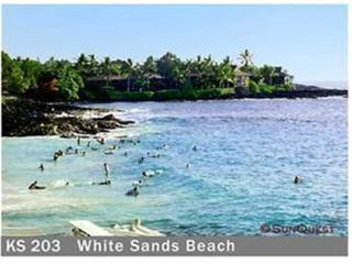 Kona Magic Sands #203, Kailua-Kona