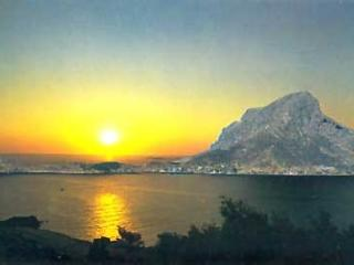 Extra luxury corner honeymoon at Myrties/Massouri with fantastic seaview and rom