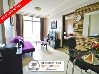 Modern and Highly Reviewed Condo in Makati Center
