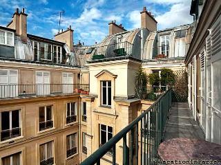 St Germain vainqueur ! Une chambre à coucher, París